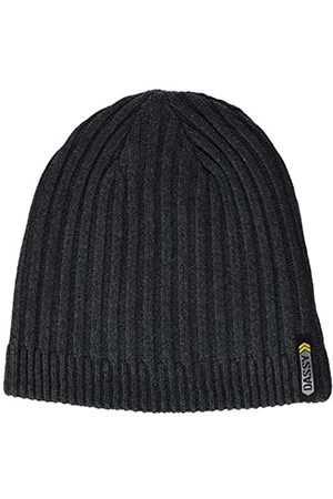 Dassy 910011 Odin Reversible Double Layered Knitted Beanie - Black