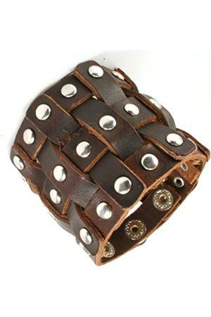 cored Herren-ArmbandLederQ059