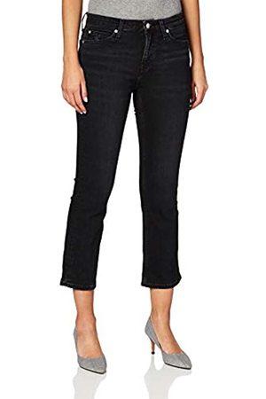 Calvin Klein Damen Mid Rise Crop Flare Hose