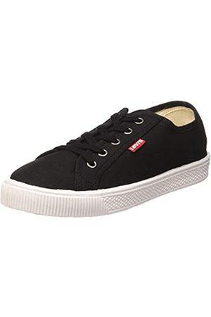 Levi's Damen Malibu Beach S Sneaker, (Regular Black 59)