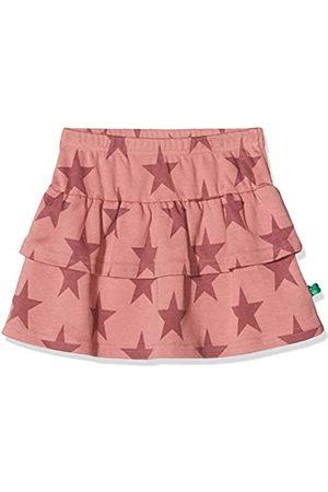 Green Cotton Baby-Mädchen Star Skirt Rock