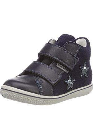 Ricosta Mädchen SIA Hohe Sneaker, (Nautic/Himmel 173)