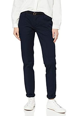 Scotch&Soda Maison Damen Slim Fit Chino, Sold with Belt Hose