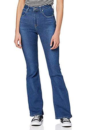 Lee Damen Flare Body OPTIX Flared Jeans