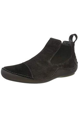 Think! Damen KAPSL_585068 Chelsea Boots, (Schiefer/Kombi 11)