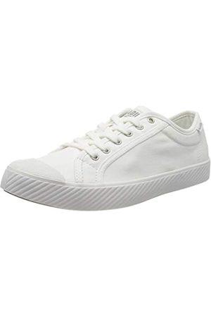 Palladium Damen Pallaphoenix Og Canvas Sneaker, (White 420)