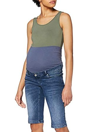 Noppies Damen Jeans Short OTB Bobby Umstandsshorts