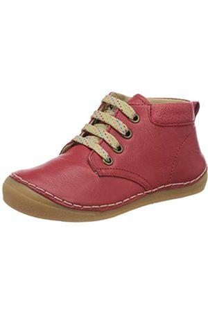 Froddo Unisex-Kinder G2130187 Kids Shoe Brogues, (Red I01)