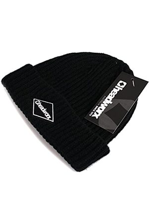 Headworx Herren Diamond Patch Strickmütze