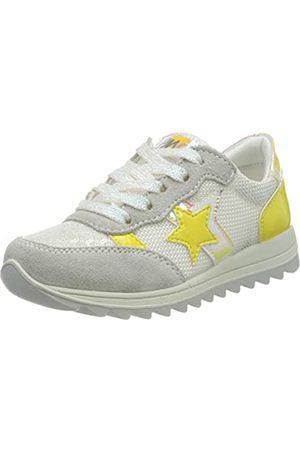 Primigi Mädchen Scarpa Bambina Sneaker, (Perl/BCO-Arg/Bi 5378400)