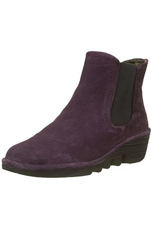 Fly London Damen Phil Chelsea Boots, (Purple 042)
