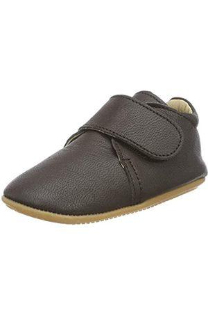 Däumling Baby Jungen Lissi Sneaker, (Lama Espresso 30)