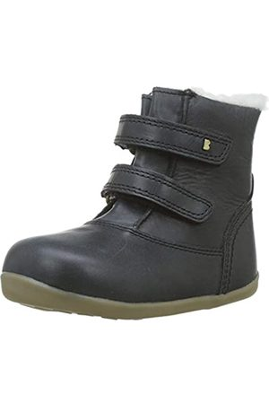 Bobux Unisex-Kinder Aspen Chelsea Boots, (Black Ash 1)