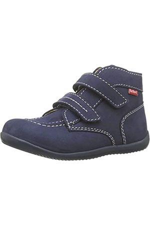 Kickers Unisex Baby BONKRO Stiefel, (Marine Perm 10)
