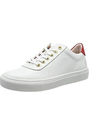 Sneaky Steve Damen Sun Sneaker, (White F6f6fb)