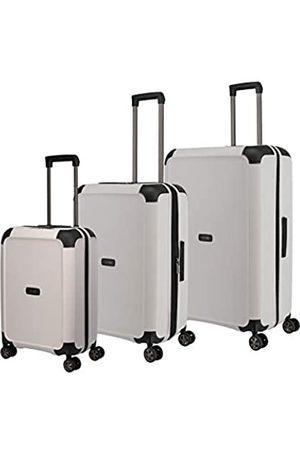 """Titan """"COMPAX""""-Trolleys von ®: stabile Hartschalen-Koffer in futuristischer Optik in 3 Farben Koffer-Set, 77 cm"""