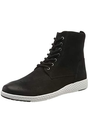 Marco Tozzi Damen 2-2-25251-23 Hohe Sneaker, (Black Nubuck 008)