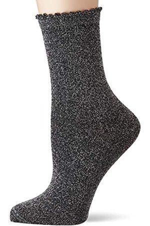 Pieces Damen PCSEBBY Glitter Long 1 Pack NOOS Socken