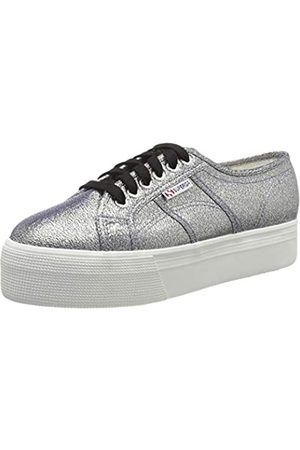 Superga Damen 2790-lamew Sneaker, (Grey)