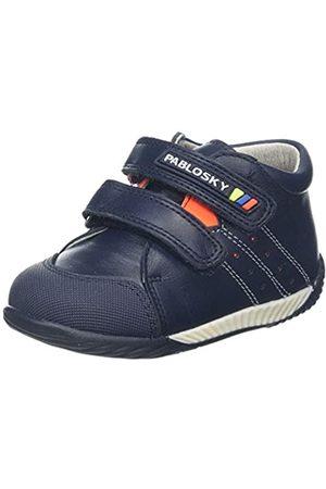 Pablosky Baby Jungen 61832 Stiefel, (Azul Azul)