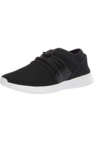 FitFlop Damen Airmesh Lace Up Sneaker, (Black 001)