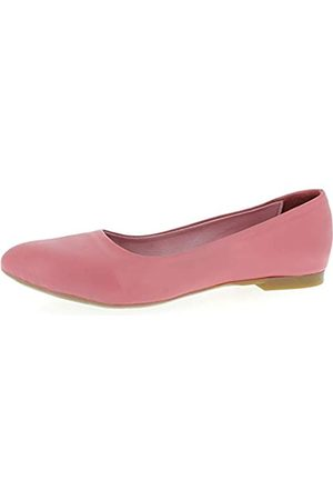 Andrea Conti Damen 1935702 Geschlossene Ballerinas, Pink (Koralle 084)