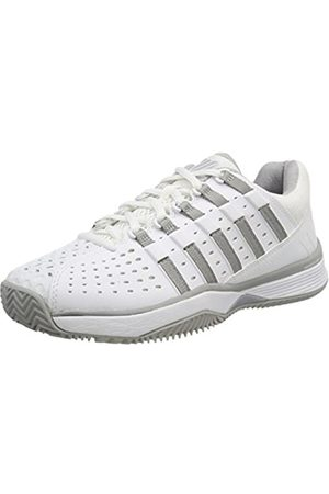 K-Swiss Damen HYPERMATCH HB Tennisschuhe, (White/Highrise 107-M)
