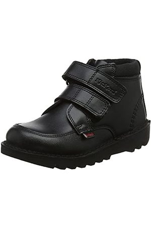 Kickers Baby Jungen Kick Scuff Hi Stiefel, (Black 0001)
