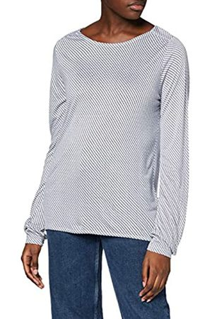 Opus Damen Super Retro Langarmshirt