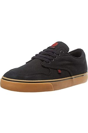 Element Herren Sneaker, (Black Gum Red 3545)