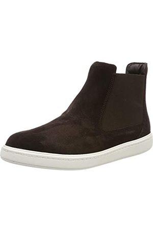 Clarks Jungen StreetChelseaK Chelsea Boots, (Brown Suede)