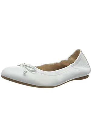 Gabor Shoes Damen Casual Geschlossene Ballerinas, (Weiss 21)