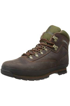 Timberland Herren Euro Hiker Leather Chukka Boots, (Brown)