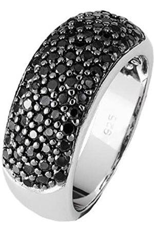 Burgmeister Damen-Ring 925 Sterling Silber Gr. 57 (18.1) JHE1039-17