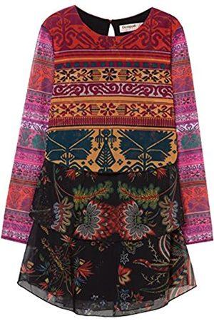 Desigual Mädchen Vest_OROYA Kleid