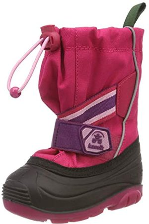 Kamik Unisex-Kinder Ziggy Schneestiefel, Pink (Rose Ros)