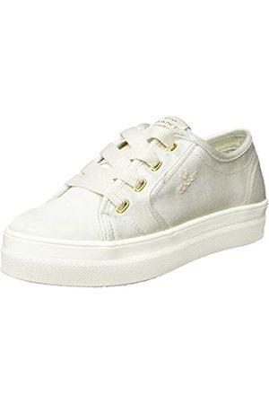 GANT Footwear Damen Leisha Sneaker, (Silver Gray G801)