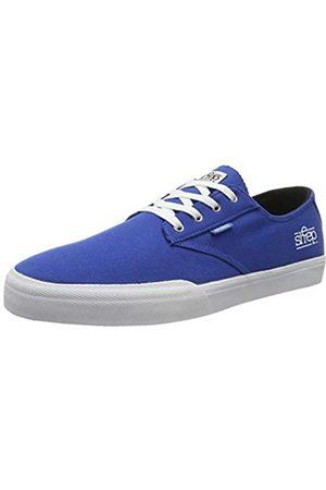 Etnies ETNAB Unisex-Erwachsene Jameson Vulc Ls X Sheep Skateboardschuhe, (400-Blue 400)