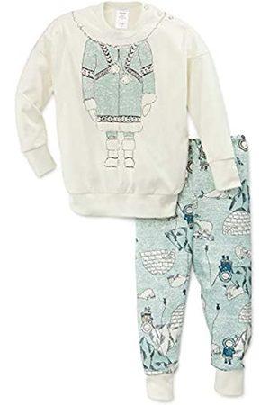 Calida Baby-Mädchen Toddlers Snow Zweiteiliger Schlafanzug