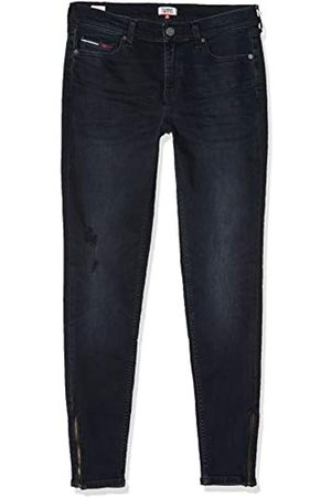 Tommy Hilfiger Damen MID Rise Skinny Nora 7/8 Zip CPT Jeans