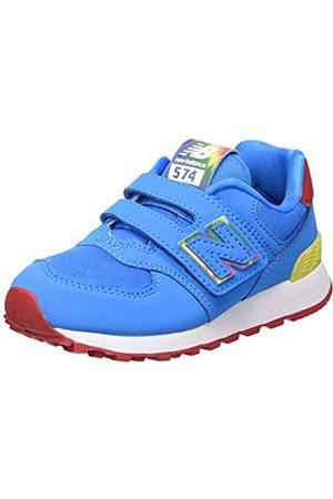 New Balance Jungen 574v2 Sneaker, (Blue TDU)