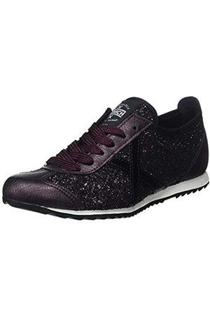 Munich Unisex-Erwachsene Osaka Sneakers, (Morado/Metalizado 353)
