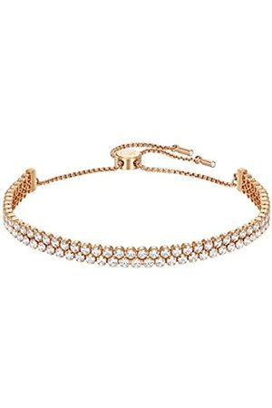 Swarovski Subtle Armband für Frauen, weißes Kristall
