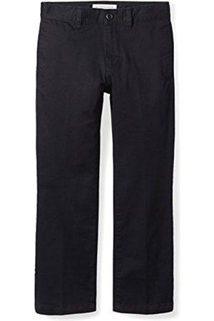 Amazon Straight Leg Flat Front Uniform Chino pants
