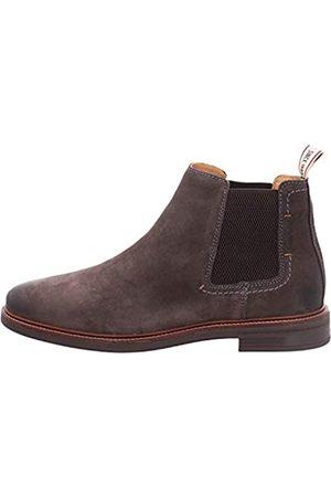 Salamander Herren SARATO Chelsea Boots, (Dark Taupe 47)