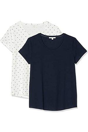 TOM TAILOR Damen Doppelpack Basic Tee T-Shirt