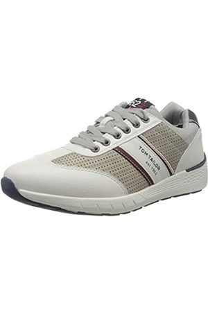 TOM TAILOR Herren 8082402 Sneaker, (Offwhite 00138)