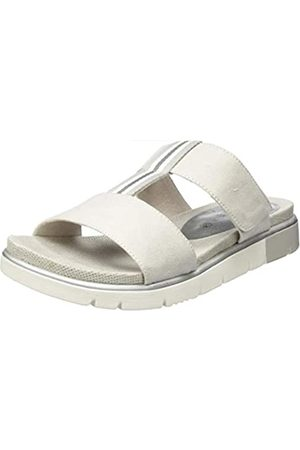Jana 100% comfort Damen 8-8-27100-24 Pantoletten, (Grey 200)