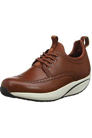 Mbt Damen Pate W Cognac/35 Sneakers, (Cognac 780n)