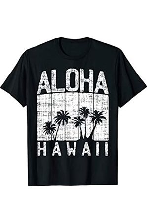 BoredKoalas Hawaii Clothes Hawaiian Vacation Aloha Hawaii Retro Hawaiian Beach Summer Vacation Gift T-Shirt